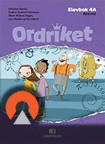 book cover Elevbok 4A
